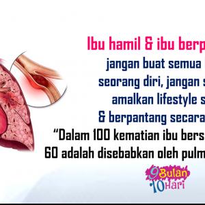 Kadar Kematian Ibu Melayu Disebabkan Pulmonary Embolism Paling Tinggi – Dr Imelda Balchin