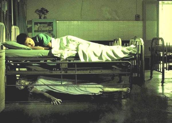 """dia"" Ada Di Merata Rata.. Di Hospital & Dengan Kita Semua… Siap Usap Usap Perut Ibu Hamil"