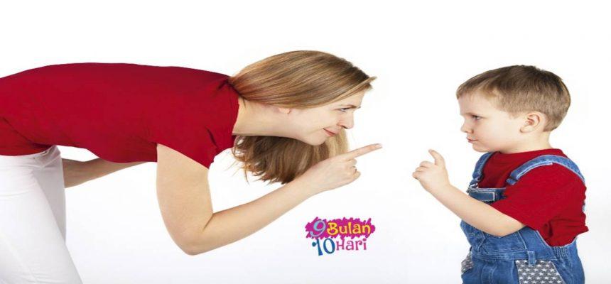 Cegah Tantrum Anak dari usianya 0-3 Bulan.. Jangan Biar Dia Jadi Degil.