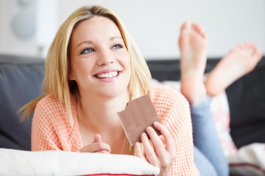 Makan Coklat Ketika Hamil