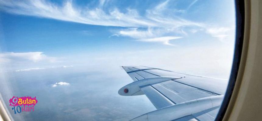 Ibu Hamil Naik Pesawat? Ketahui Tips Terbang Dengan Selamat